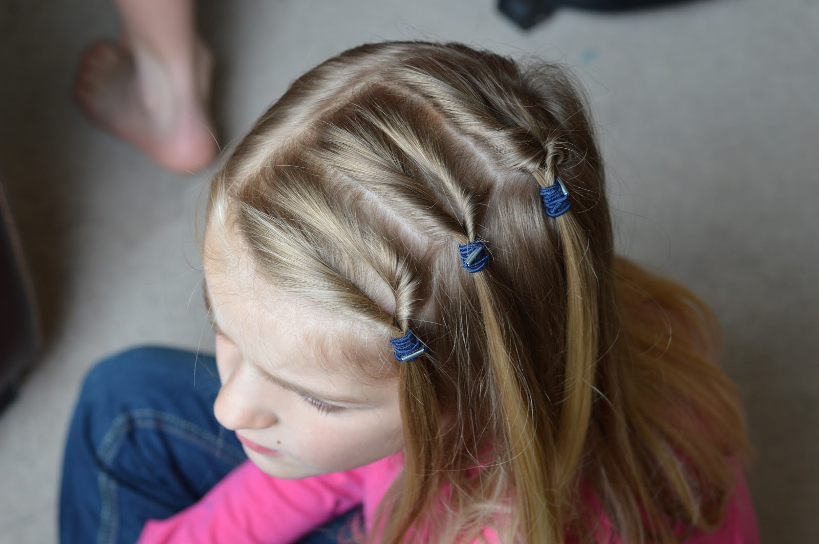 Hair Style For Little Girls: Eagle Mum: Little Girls Hairstyles