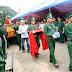 Nâng quân hàm cho hai liệt sĩ ở cửa khẩu Bắc Phong Sinh