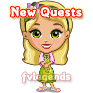 FarmVille Summer Fairy Search Quests Icon