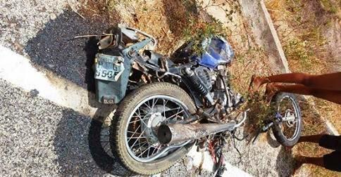 Acidente de transito em Solonópole-CE, mata mãe e filha