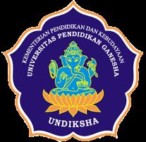 Logo Undiksha - Universitas Pendidikan Ganesha Singaraja 2