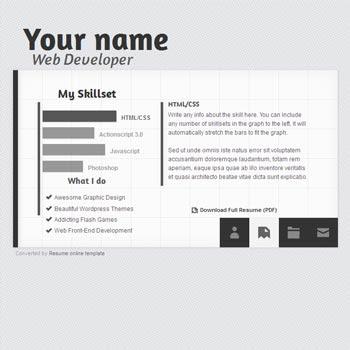 Squares vCard V1 blogger template. portfolio blogspot template. vcard blogger template