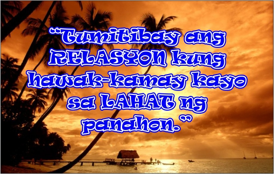 tagalog quotes relationship