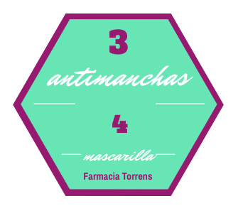 antimanchas farmacia