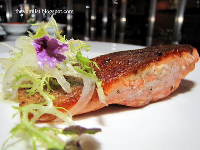Grill 582, Best Western Premier, Dua Sentral, fine dining, steak, seafood, private room