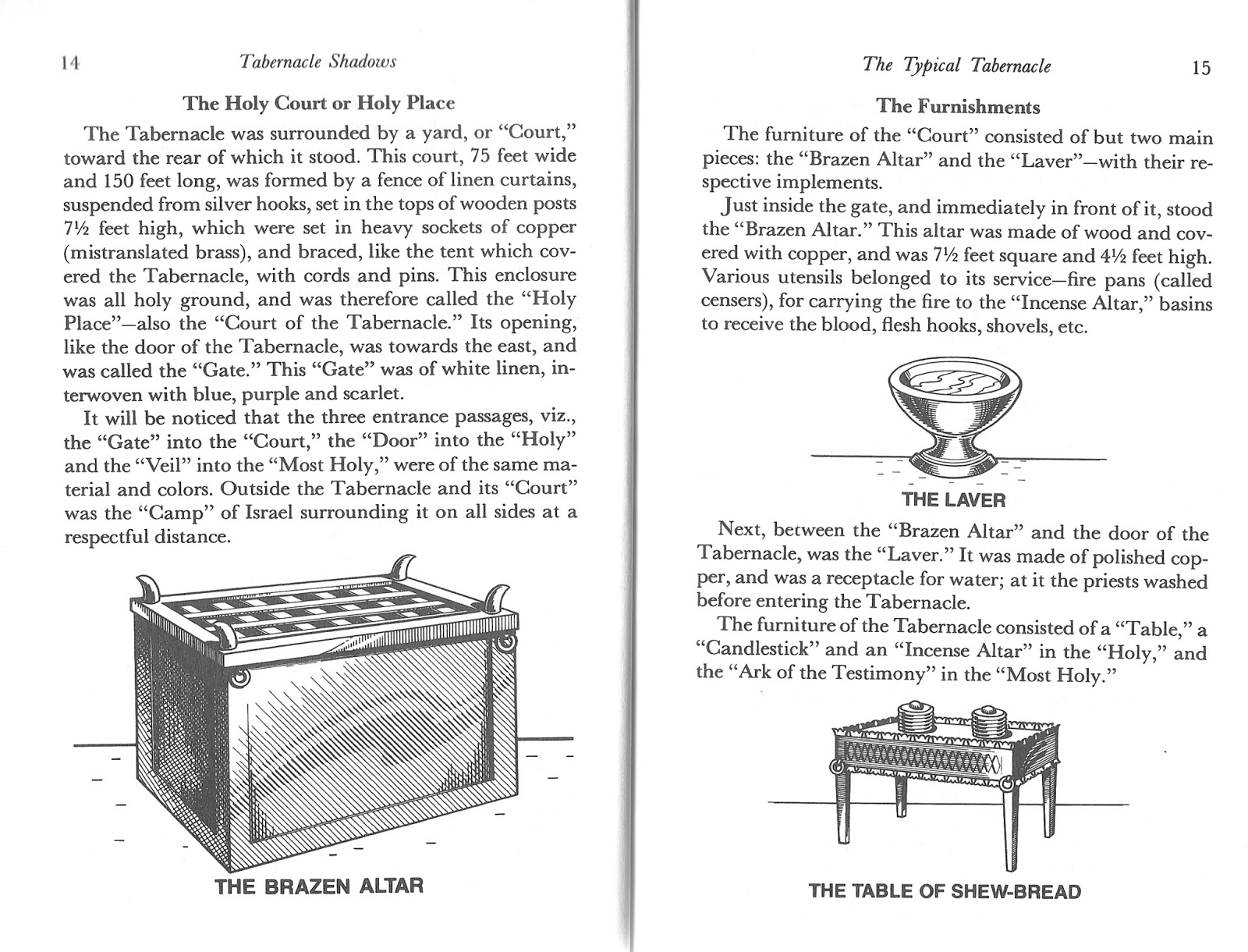 34   Beauty Items Inside The for Items Inside The Tabernacle  56mzq