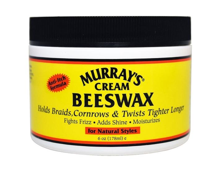 Murray's Cream Beeswax 6oz