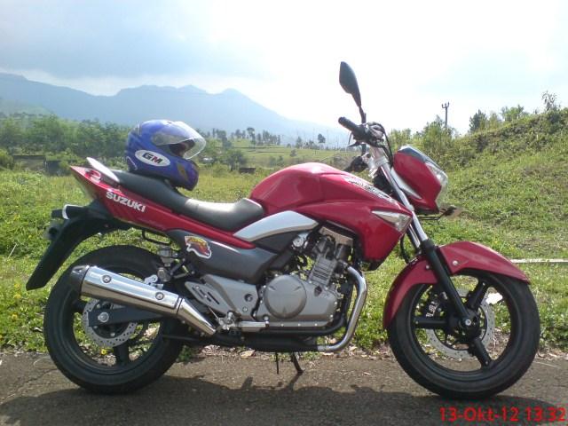 Bikez News >>: Spec Suzuki GW250 Inazuma