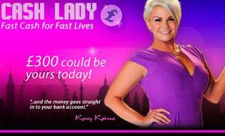 Cash Lady