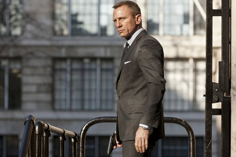 3a 007 SkyFall. Mission: James Bond Parfume. Idee regalo per lui.