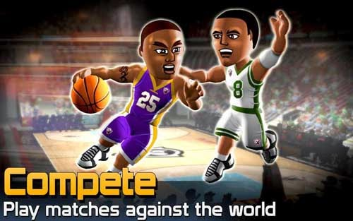 Jogos Android Basketball Kings Download