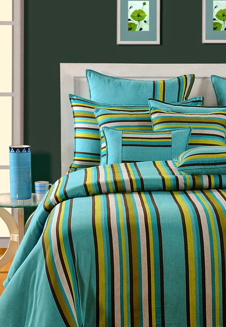 Wonderful Magical Linea Turquoise Stripes