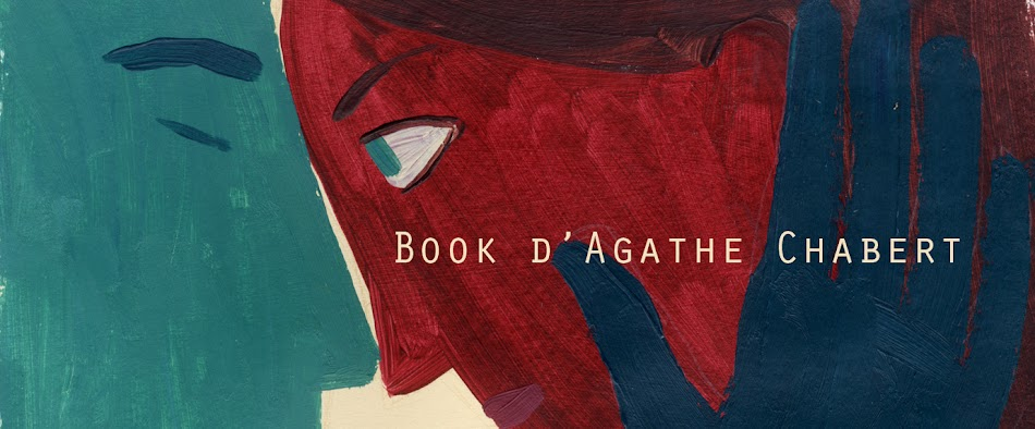Le Book d'Agathe Chabert
