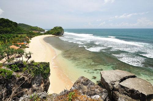Wisata Yogya Pantai