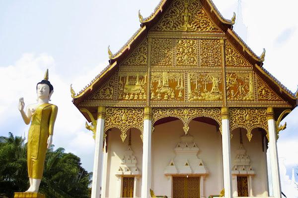 Templo Wat Thatluang Neua