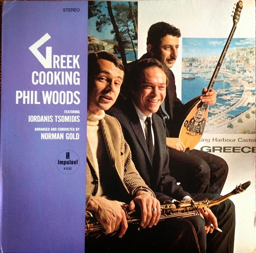 phil woods - greek ookin'