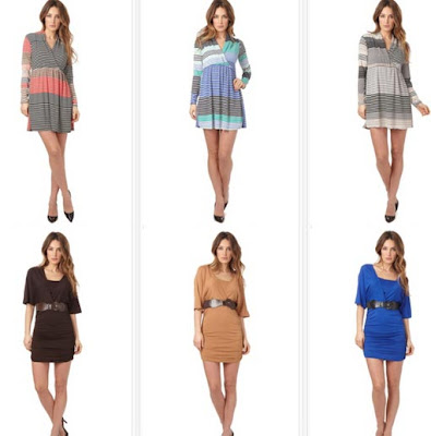 vestidos trendy