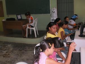 Aula de Informática de 2011