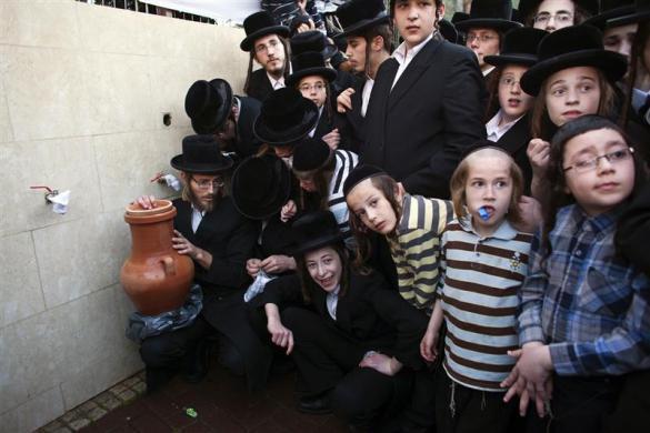 niños judios