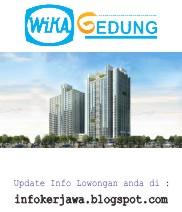 PT Wijaya Karya Gedung (WIKA Gedung)