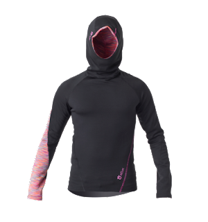 Stretch Hoodie by Rojk