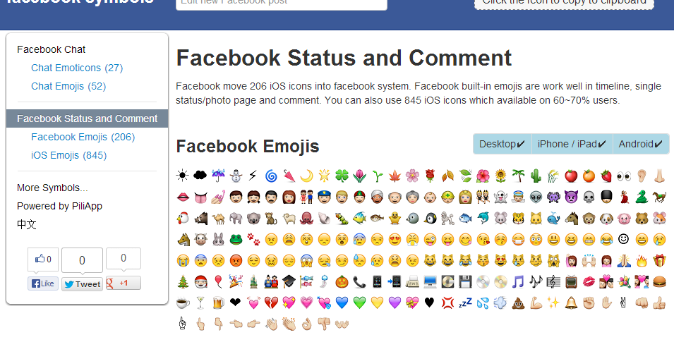 Facebook Chat Emoticons College Paper Help
