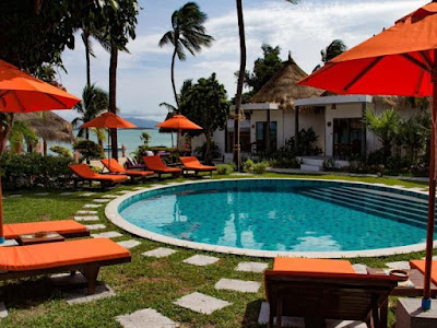 Secret Garden Beach Resort, Bang Rak