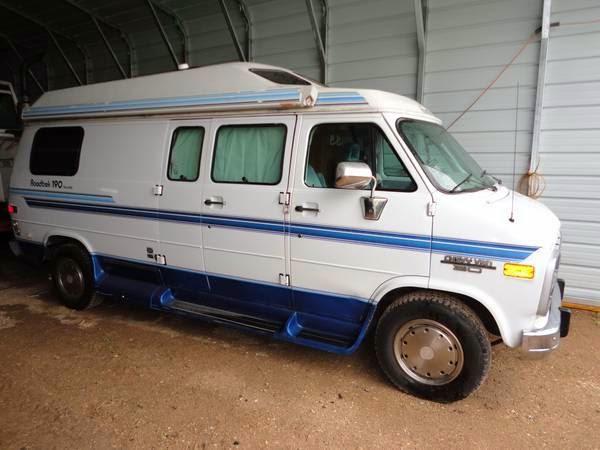 used rvs 1996 roadtrek versatile camper van for sale by owner. Black Bedroom Furniture Sets. Home Design Ideas