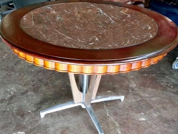 Craigslist Artisan Inspired Round Dining Table 68 Nw Oklahoma City Craigslist Garage