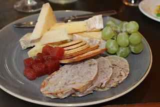 Dessert, Cheese Board, restaurant review, Marriott Hotel, Waltham Abbey, Essex, lbloggers, fdbloggers,
