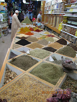 Spice market, Arab Quarter, Old City of Jerusalem