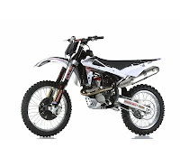 Husqvarna TC250R With Racing Kit (2013) Front Side