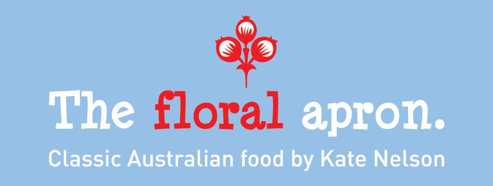 The Floral Apron
