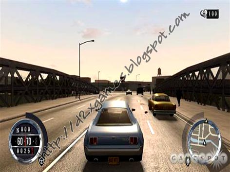 Free Download Games - Driver Parallel Lines