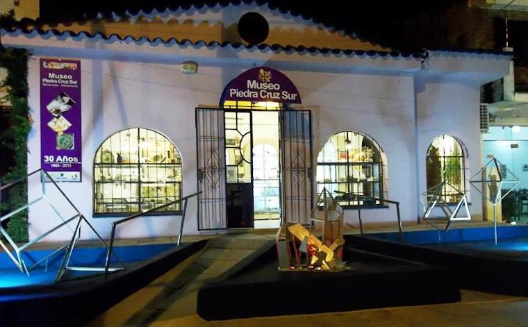 Portada Museo Piedra Cruz Sur