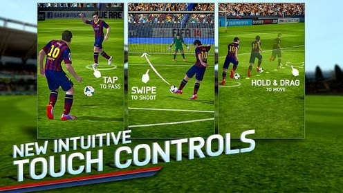 Fifa 14 APK for Android Full HD free download