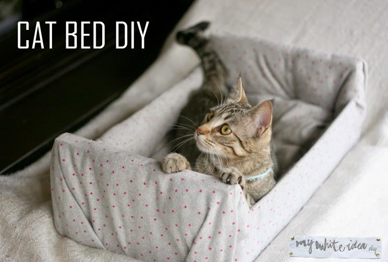http://www.mywhiteideadiy.com.es/2014/02/cat-bed-diy.html
