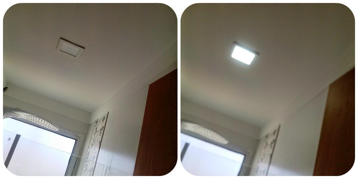 Luminaria Banheiro Gesso : Tudo junto e misturado escolhas lumin?rias banheiro