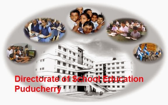 Directorate of School Education Puducherry