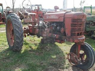 Farmall H tractor parts