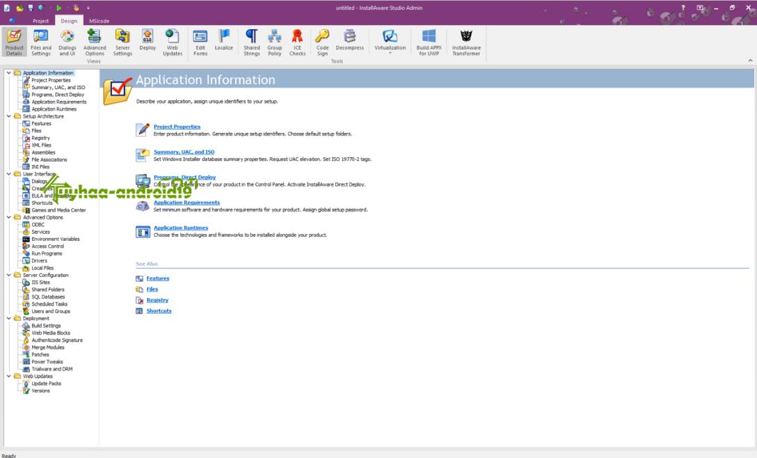 InstallAware Studio Admin kuyhaa