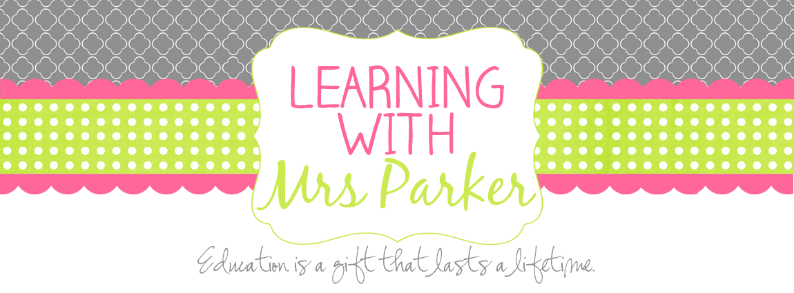 Learning With Mrs. Parker