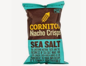 Amazon: Buy Cornitos Nachos Crisps, Sea Salt, 150g At Rs. 85