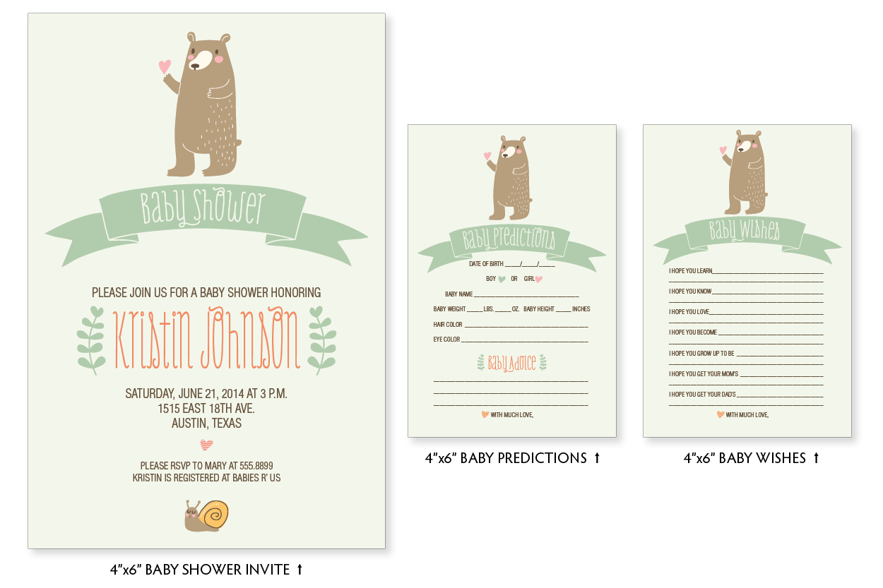 Welcome Home Baby Shower Invitations for perfect invitations design