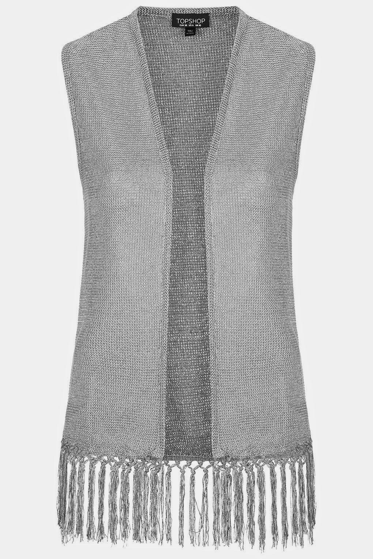 silver tassel waistcoat