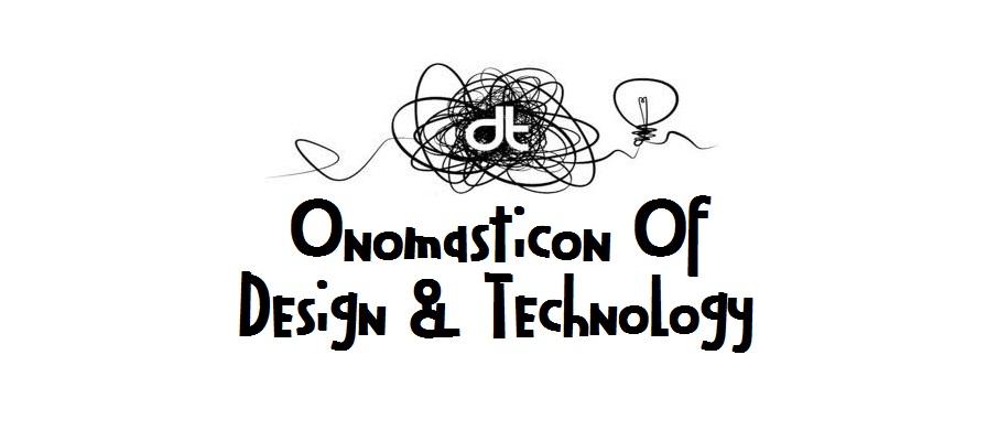 Onomasticon Of D&T