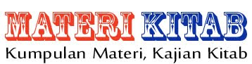 MATERI KITAB