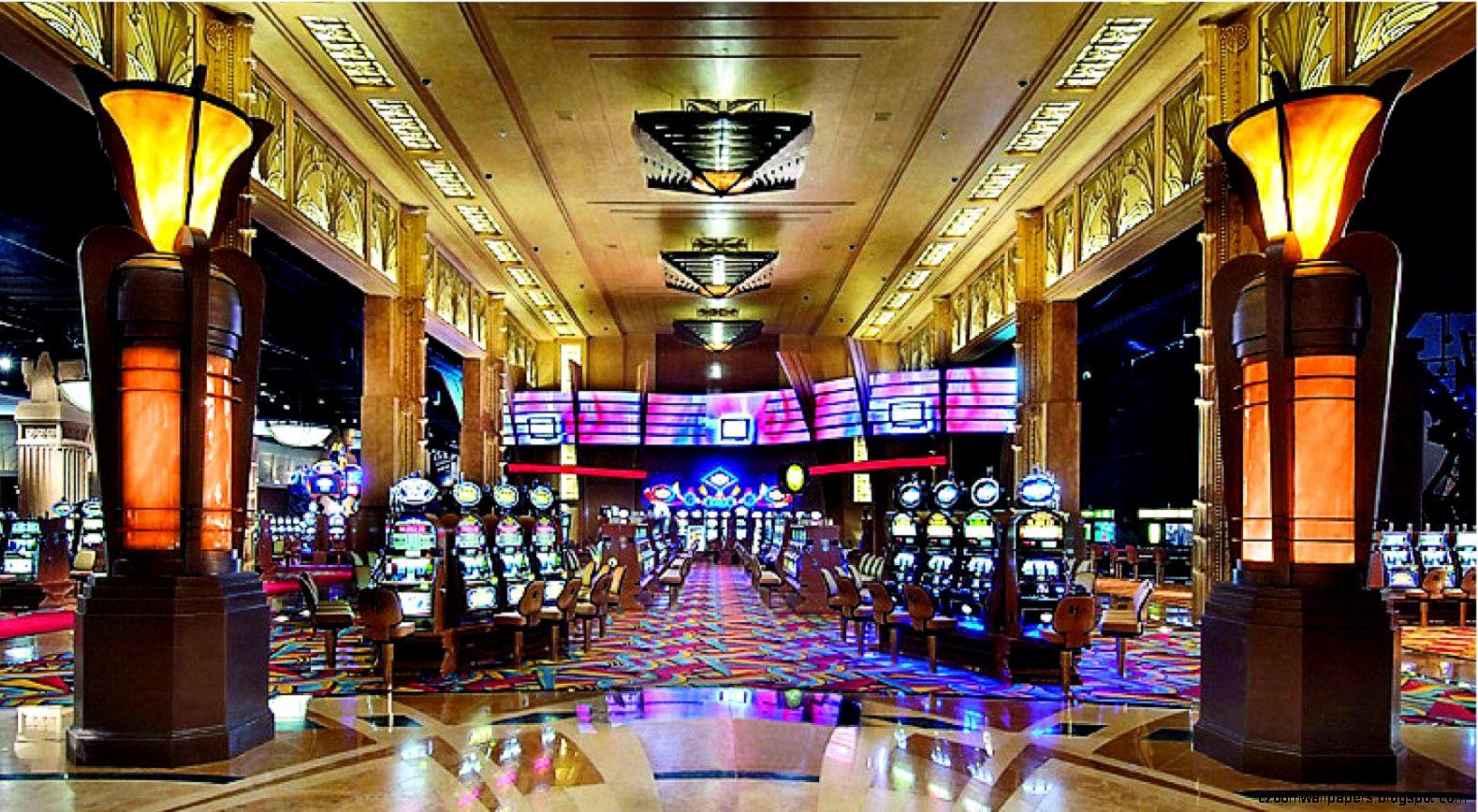 Ассортимент игр казино Колумбус