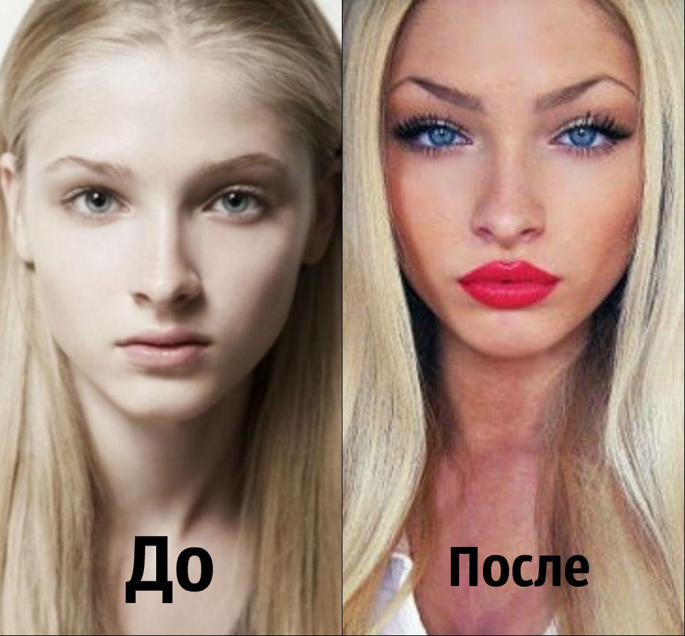 Как сделать лицо как у шишковой