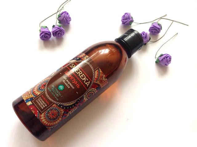 Шампунь, бальзам и масло для кончиков волос от Smereka отзыв